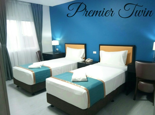 Premier Twin Room - Good for 2